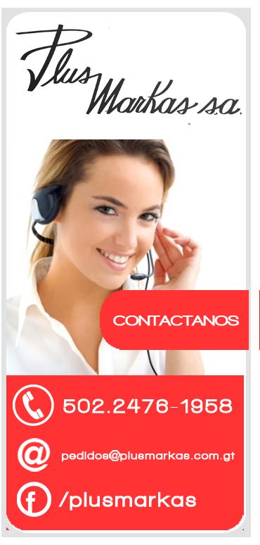 contactanos Plus Markas